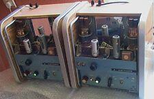 kinap my home-demo RARE VTG YO-13, UO-13 TWO MONO tube amplifiers  220V, 16Ohm