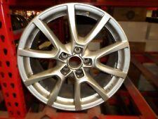 Used Audi Q5 09-15 18x8 5-112(+39) silver finish oe wheel (58889)