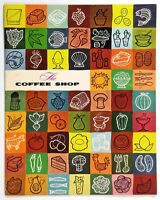 1961 Original Vintage Menu THE SHERMAN HOTEL - COFFEE SHOP Chicago Illinois
