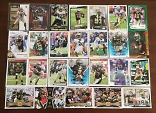 New Orleans Saints 77 Card Lot Drew Brees Adrian Peterson Manning Sproles Snead+