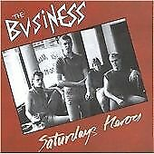 The Business : Saturday's Heroes CD (2008) Highly Rated eBay Seller Great Prices