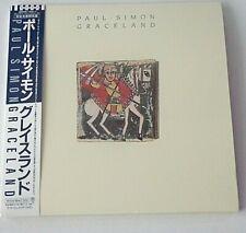 Paul Simon – Graceland [Japanese Vinyl Replica CD] 2006 WPCR-12417