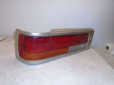 85 86 Nissan 200 SX Coupe Left Driver Side Rear Tail Light OEM