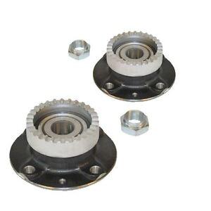 For Citroen Xsara 1997-2004 Rear Wheel Bearing Kits Pair