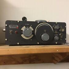 Bridge Oscillator Vintage