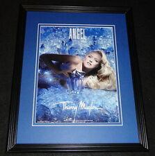 Naomi Watts 2008 Thierry Mugler Angel Framed 11x14 ORIGINAL Advertisement