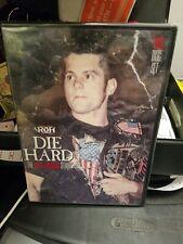 """Roh Ring Of Honor Eddie Edwards """"Die Hard Story"""" (2-Disc Dvd Set) 2013"""