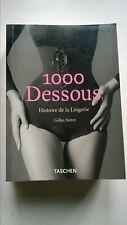 1000  Dessous  Histoire de la Lingerie