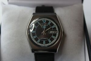 Vintage Seiko 5 Automatic Watch from April 1981 - 6309-5190 - 140012