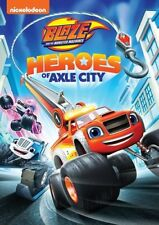 Blaze And The Monster Machines: Heroes Of Axle City [New DVD] Amaray Case, Dub
