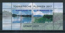 [SU2298] Suriname 2017 Tourism UPAEP Souvenir Sheet MNH