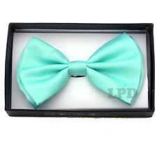 MINT Green Classic Bow Tie  Adjustable Unisex PreTied Tuxedo Bow Tie NEW IN BOX