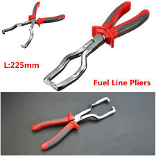 225MM Fuel Line Petrol Clip Pipe Hose Release Disconnect Removal Pliers Tool Jaw