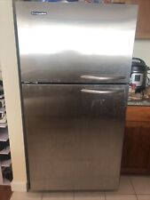 Kitchenaid Stainless Steel Refrigerator Superba Architect Series - Working A+