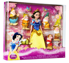 Disney Snow White and the 7 Dwarfs Figures |NEW