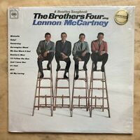 The Brothers Four Sing Lennon/McCartney... 1966 Vinyl LP Columbia CL 2502