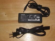 Genuine Toshiba 75W 19V 3.95A AC Adapter  ADP-75SB  AB PA3468U-1ACA PA3715-1ACA