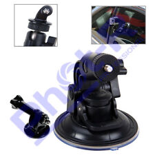 """1/4"""" Car Windscreen Window Suction Cup Mount Holder Stand for GoPro Hero 3+ 4 5"""