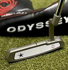 "Odyssey White Hot Pro 2.0 Dallas Cowboys 35"" Inch Blade #1 Putter RARE! #79362"