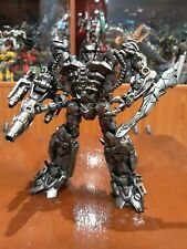 TRANSFORMERS DOTM MECHTECH DARK OF THE MOON VOYAGER CLASS SHOCKWAVE CUSTOMIZED