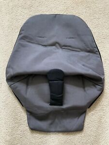 Quinny Buzz Seat Cover, Grey, Excellent Condition