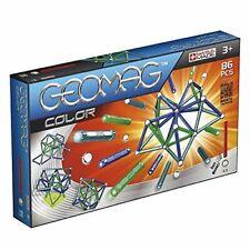 Geomag 86-teilig Konstruktionsspielzeug Magnetisch Spielzeug Geschenk B-WARE