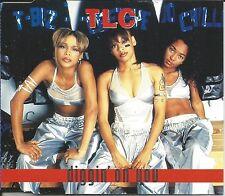 Lisa Left Eye Lopes TLC Diggin On you 3TRX w/ LIVE & EDIT & MASTER MIX CD Single