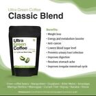 Ultra Green Coffee loss weight 100% certified 10 packets in one bag