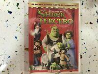 SHREK TERCERO DVD DREAMWORKS