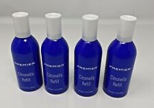 4 - 3oz cans ~ Premier Pet Safe Anti-Bark Dog Collar Spray Refill ~ Citronella