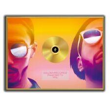 PNL Poster, Dans La LégendeGOLD/PLATINIUM CD, gerahmtes Poster HipHop Rap Art