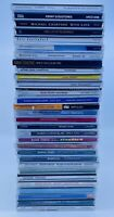 LOT OF 31 CDS-VARIOUS ARTISTS AND GENRES/EASY LISTENING, JAZZ AND INSTRUMENTAL