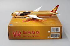 JC Wings 1:400 Hainan Airlines B787-9 'Kung Fu Panda 4 - Flaps Down' B-1343