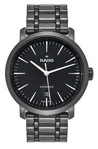 Rado Diamaster XL Ceramic Automatic Men's Watch R14073182