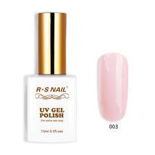 RS NAIL UV LED Gel Nail Polish Soak Off Gel Nails 0.5fl.oze New 96 Colors Range