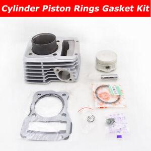 125cc Cylinder Piston Gasket Kit For Lexmoto ZSB 125 SK157FMI-G SK125-22 SK125-8