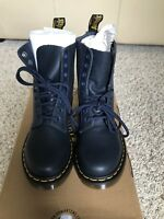"Dr. Martens ""AirWair"" Pascal Dress Blues #13512410 size: US 4 -Brand New In Box"