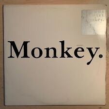 "George Michael ""Monkey"" 1988 Columbia Records Single Synth Pop EX"