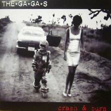 The Ga Ga's(CD Single)Crash & Burn-Sanctuary-UK-2005-New