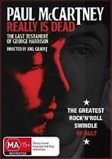 Paul McCartney Really Is Dead (DVD)