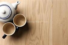 190mm Engineered Wood Flooring Unfinished Oak Floor Wide Real Wooden Hardwood