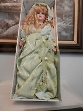 """Gorgeous Duck House Heirloom Doll,""""Anna"""" Number 0073 of 5,000, COA"""