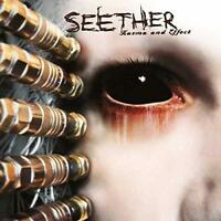 Seether - Karma And Effect (NEW CD)
