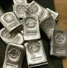 10oz stacker queen silver bars poured 1 oz 999 x 10