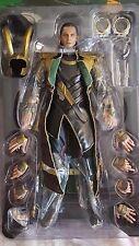 Hot Toys 1/6 MMS176 The Avengers LOKI Figure