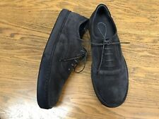 VINCE NORRIS SUEDE LACE UP LOW TOP SNEAKER SHOES NWOB SIZE 11 $325.00