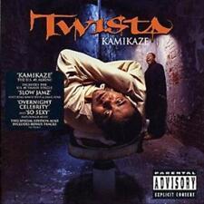TWISTA - KAMIKAZE [UK BONUS TRACKS] - CD