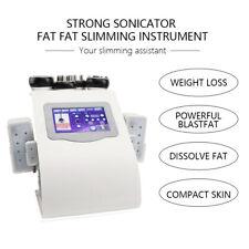 40K Ultrasonic Cavitation Vacuum Anti Cellulite Lipo Laser RF Shaping Machine UK