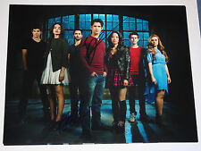 TYLER POSEY & TYLER HOECHLIN SIGNED AUTOGRAPHED 11X14 PHOTO DYLAN O'BRIEN WOLF