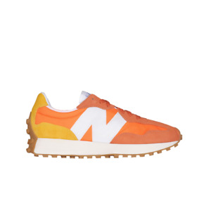 New Balance 327 Orange MS327CLA Sneakers Shoes Trainers